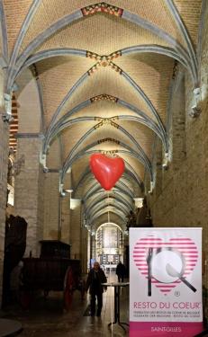 Le Coeur : symbole des Restos du Coeur