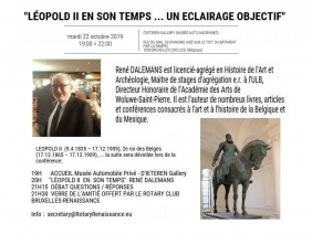 """""""LÉOPOLD II EN SON TEMPS"""" PAR RENÉ DALEMANS - D'IETEREN GALLERY"""